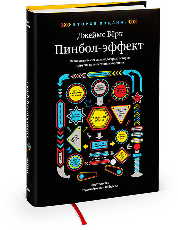 The Pinball Effect, Second Edition (In Russian)