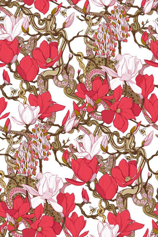 Magnolias and Snakes