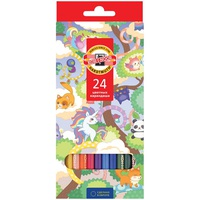 Koh-i-Noor pencils, 24 colors