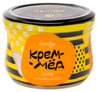 Demilie creamed honey