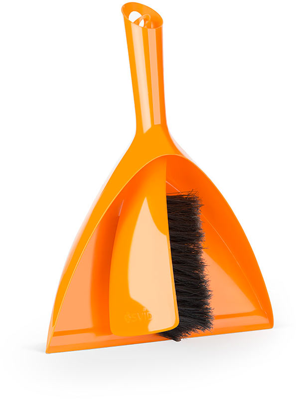 Sweep Brush and Dustpan